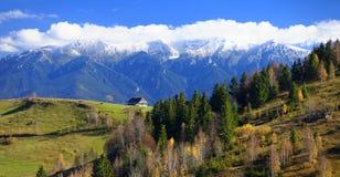 Paisaje de la montaña de Buceigi Foto de archivo libre de regalías