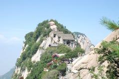 Paisaje de la montaña de China Imagen de archivo