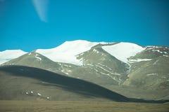 Paisaje de la montaña de Himalaya, Tíbet, China Fotografía de archivo libre de regalías