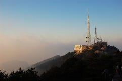 Paisaje de la montaña de Huangshan Imagenes de archivo