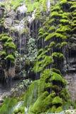 Paisaje de la montaña de Yuntai Fotos de archivo libres de regalías
