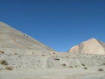 Paisaje de la montaña en Ladakh-3 Foto de archivo libre de regalías