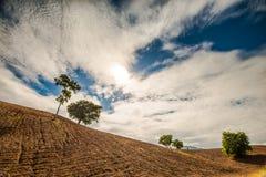 Paisaje de la montaña en Tailandia 5 Imagen de archivo libre de regalías