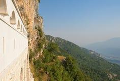 Paisaje de la montaña, Montenegro Fotografía de archivo libre de regalías
