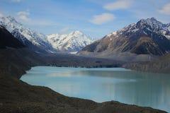 Paisaje de la montaña Nevado Fotos de archivo