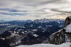 Paisaje de la montaña Nevado Imagenes de archivo