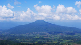 Paisaje de la montaña tailandés Fotos de archivo libres de regalías