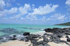 Paisaje 1 de la playa Fotografía de archivo libre de regalías