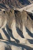 Paisaje de la punta de Zabriskie Fotografía de archivo libre de regalías