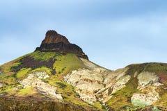 Paisaje de la unidad de la roca de John Day Fossil Beds Sheep Foto de archivo
