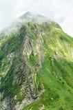 Paisaje de las montañas Foto de archivo