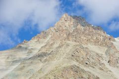 Paisaje de las montañas cerca de Konev máximo Imagenes de archivo
