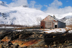 Paisaje de Lofoten Imagenes de archivo