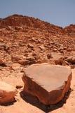 Paisaje de los acantilados del desierto Foto de archivo libre de regalías