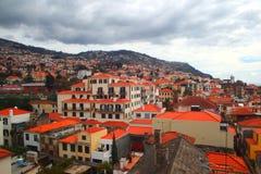Paisaje de Madeira, Portugal Fotografía de archivo