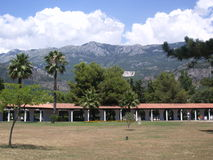 Paisaje de Montenegro Fotos de archivo