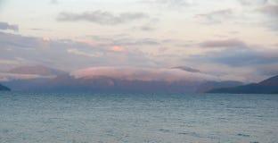Paisaje de Noruega Imagenes de archivo