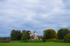 Paisaje de Pskov Imágenes de archivo libres de regalías