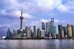 Shangai Pudong de China Foto de archivo