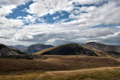Paisaje de Snowdonia Fotografía de archivo libre de regalías