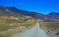 Paisaje de Tíbet Imagenes de archivo