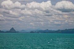 Paisaje de Tailandia Fotos de archivo
