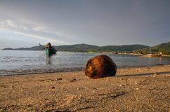 Paisaje de Tailandia Fotos de archivo libres de regalías