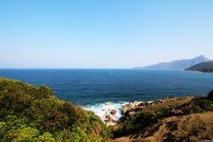 Paisaje de Tap Mun en un día soleado Fotografía de archivo