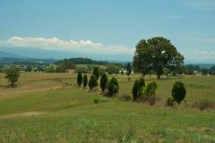 Paisaje de Tennessee Fotos de archivo libres de regalías