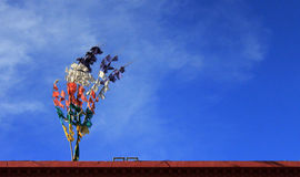 Paisaje de Tibets Fotos de archivo libres de regalías