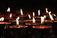 Paisaje de Tibets Imagen de archivo