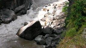 Paisaje de Tiger Leaping Gorge metrajes