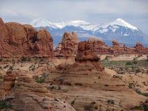 Paisaje de Utah imagen de archivo