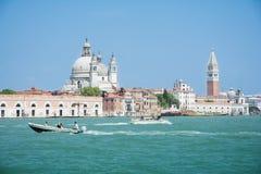 Paisaje de Venecia fotografía de archivo