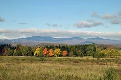 Paisaje de Vermont Fotografía de archivo libre de regalías