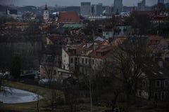 Paisaje de Vilna Fotografía de archivo