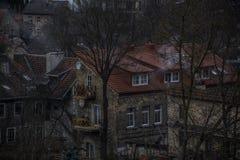 Paisaje de Vilna Imágenes de archivo libres de regalías