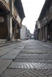 Paisaje de Wuzhen Imágenes de archivo libres de regalías