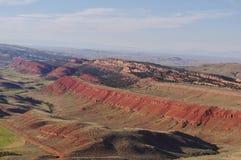 Paisaje de Wyoming foto de archivo