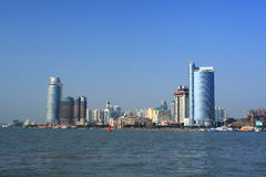 Paisaje de Xiamen Imagen de archivo