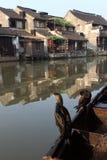 Paisaje de Xitang Imagen de archivo