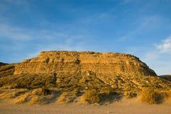 Paisaje del desierto. Imágenes de archivo libres de regalías