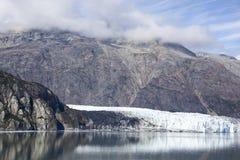 Paisaje del Glacier Bay Fotos de archivo libres de regalías