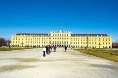 Paisaje del invierno del Burg de Neue imagen de archivo libre de regalías