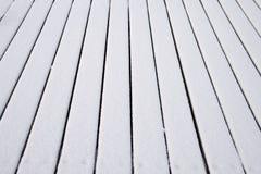 Paisaje del invierno en Suecia Imágenes de archivo libres de regalías