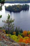 Paisaje del lago fotografía de archivo libre de regalías