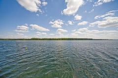 Paisaje del lago Imagenes de archivo