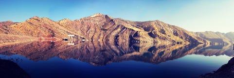 Paisaje del lago mountain Imagenes de archivo