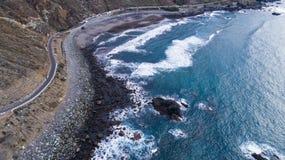 Paisaje del mar imagenes de archivo