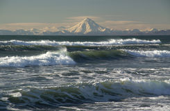 Paisaje del mar. Fotografía de archivo libre de regalías